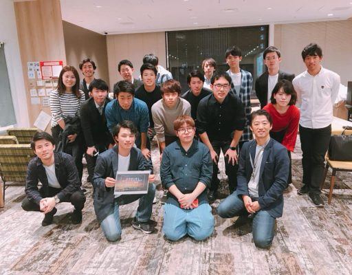 PreStartup〜投資家と語る新卒10年後のキャリア戦略〜